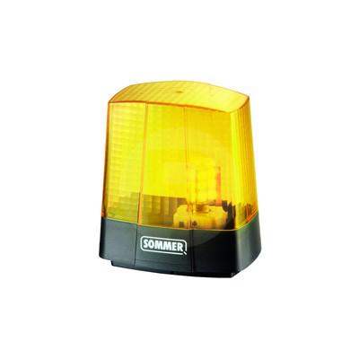 Sommer villogó lámpa 24V