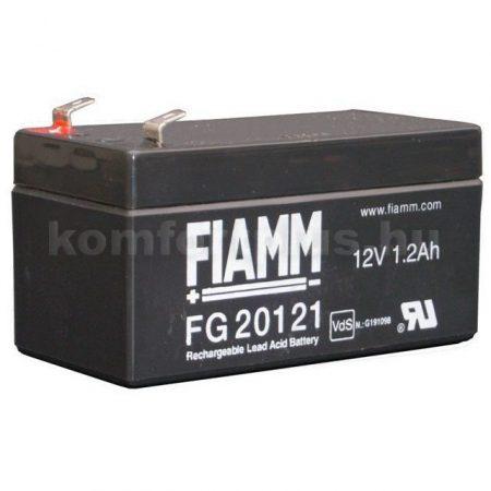 FIAMM 12V 1,2Ah   akkumulátor