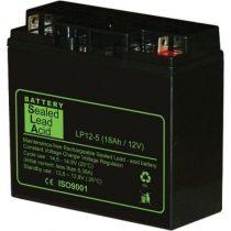 Seal Lead Acid 18 Ah 12 V   akkumulátor