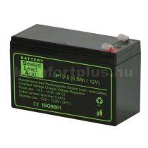 Seal Lead Acid 6,5 Ah 12 V   akkumulátor