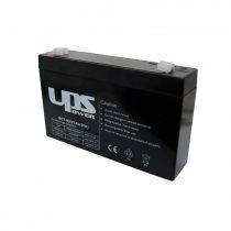UPS 6V 7 Ah      akkumulátor