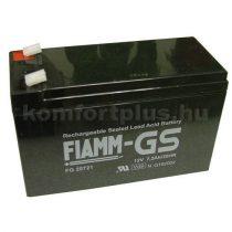 FIAMM 12V 7Ah   akkumulátor
