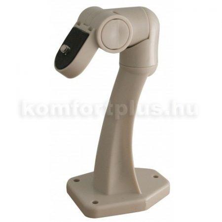 Techson BK012 ABS-műanyag beltéri kameratartó