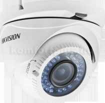 Hikvision DS-2CE56D0T-VFIR3E_28-12mm 2 MP THD varifokális IR dómkamera