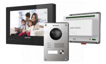 Hikvision-DS-KIS701-B-2-vezetekes-IP-video-kaputel