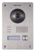 Hikvision DS-KV8103-IME2  Egylakásos 2 vezetékes IP video-kaputelefon kültéri egység