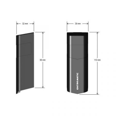 Ditec LIN2 fotocella