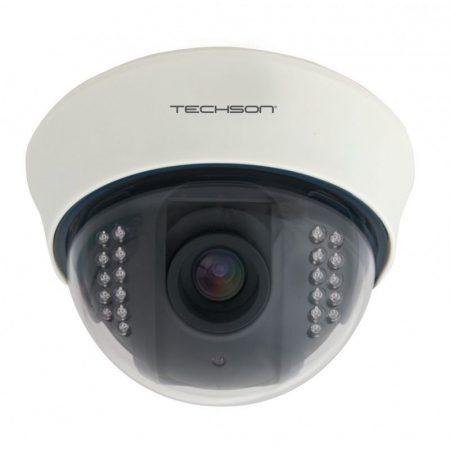 Techson TCAEA0D202IRVF 2 Mpx AHD beltéri dome kamera