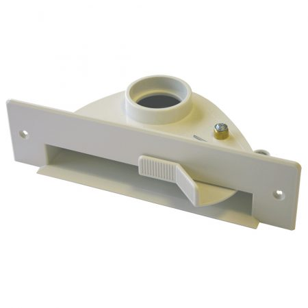Fehér szemétlapát adapter (VacPan)