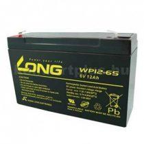 Long WP12-6S akkumulátor
