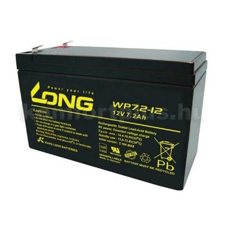 Long WP7,2-12 akkumulátor