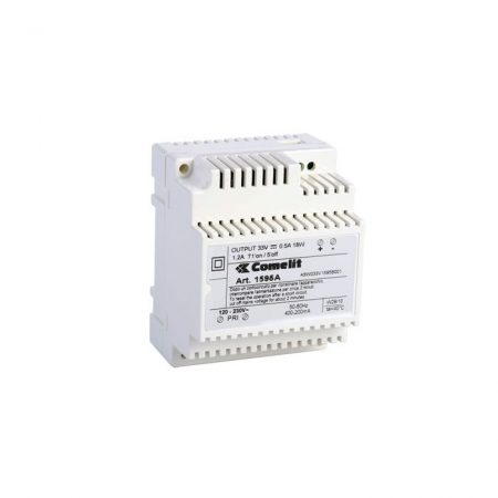 Comelit-VIP-230Vac33Vdc-60W-tapegyseg