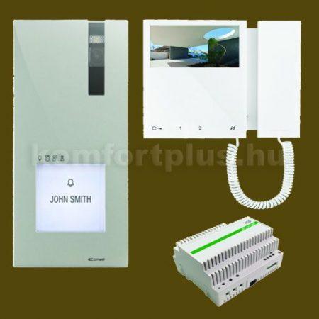 Comelit-Quadara-Icona-2-vezetekes-video-kaputelefon-szett