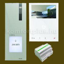 Comelit-Quadra-MiniHF-2-vezetekes-video-kaputelefon-szett
