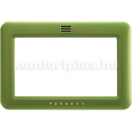 Paradox TM50 keret zöld