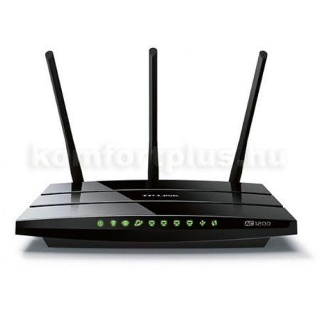 TP-LINK-AcherC1200-router