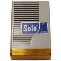 SOLO kültéri riasztó hang-fény jelző
