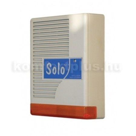 SOLO L kültéri riasztó hang-fény jelző