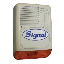 Signal PS 128-7 kültéri riasztó hang-fény jelző