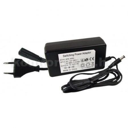 Power Supply SPS5000 Dugaszos 230 V / 12 V-os