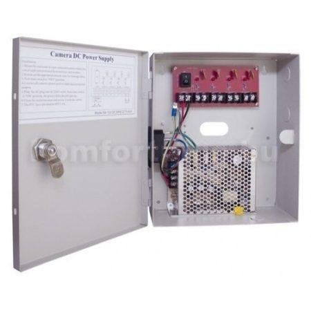 SPS-CCTV-5A 4CH tápegység