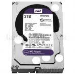 Wetern Digital HDD 3,5'' WD SATA 6 Gb/s Purple 3TB/110MB/s
