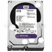 Western Digital HDD 3,5'' WD SATA 6 Gb/s Purple 4TB/110MB/s