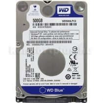 Western Digital Blue 500GB 5400rpm 16MB SATA3 2,5