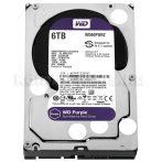 Western Digital HDD 3,5'' WD SATA3 Purple 6TB/64MB