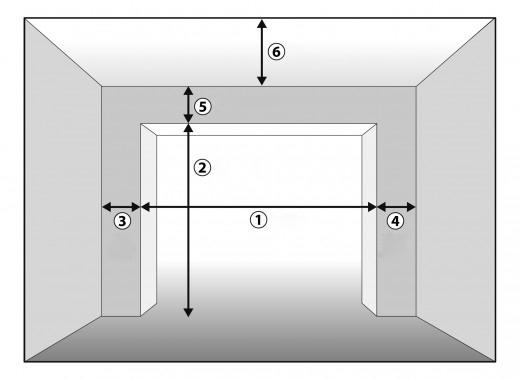 Garázs kapu beépítési méretek