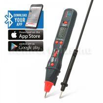 MAXWELLSmart, digitális multiméter - TOLL kivitel - Bluetooth kapcsolattal