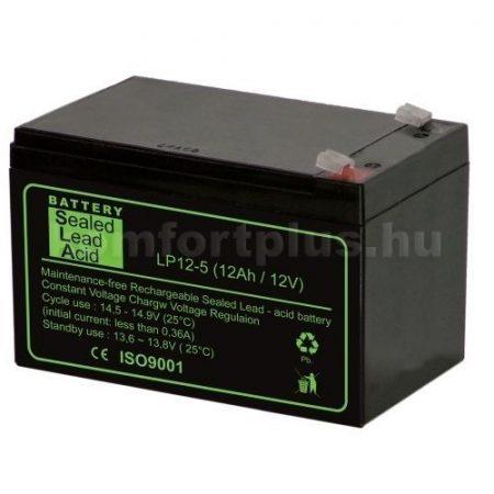 Seal Lead Acid 12 Ah 12 V   akkumulátor