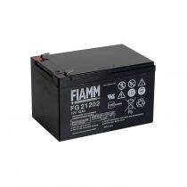 FIAMM 12V 12Ah   akkumulátor