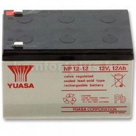 Yuasa 12V 12Ah      akkumulátor
