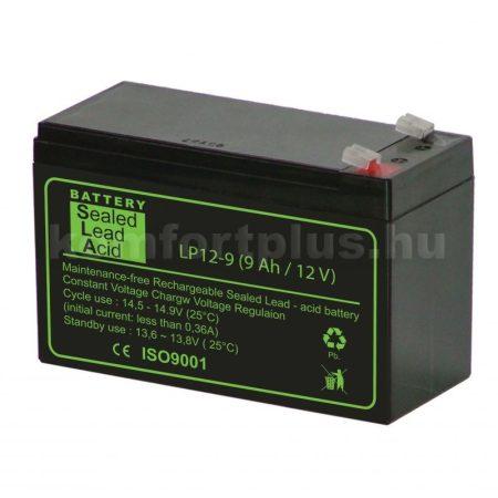 Seal Lead Acid 9 Ah 12 V   akkumulátor