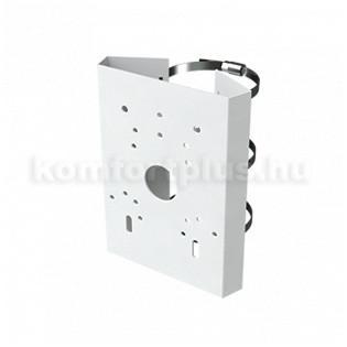 Techson BKA1P Oszlopkonzol TechSon kamerákhoz és szerelődobozokhoz