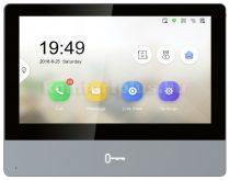 Hikvision DS-KH8350-WTE1-Grey IP video-kaputelefon beltéri egység