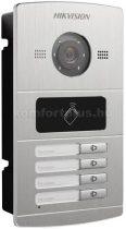 Hikvision DS-KV8402-IM Négylakásos IP video-kaputelefon kültéri egység