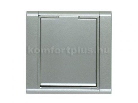 Központi porszívó Elektrolux - Antik ezüst műanyag falicsatlakozó