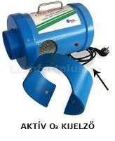 MHP-3 ózongenerátor