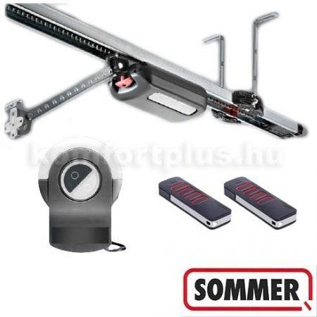 Sommer 9060 Pro+ garázskapu mozgató szett