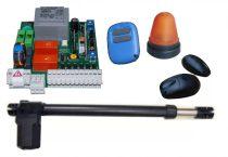 TITAN 400 ROLL 230 vezérléssel egyszárnyú jobb kapunyitó szett