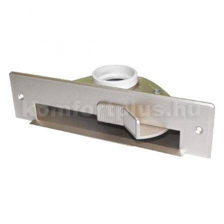 Ezüst színű szemétlapát adapter (VacPan)