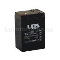 UPS 6V 4 Ah      akkumulátor
