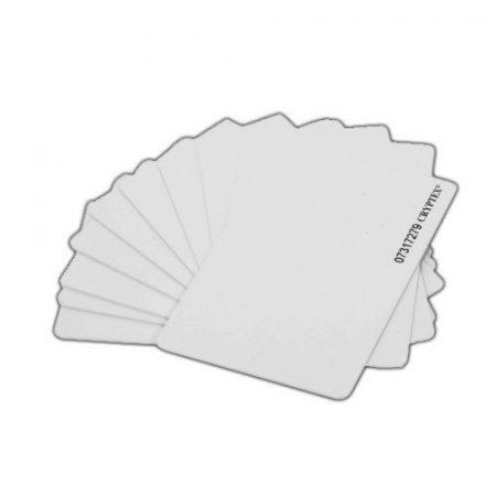 Beléptető crc02_EM_M passzív RFID kártya