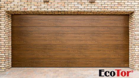 EcoTor Easy 2500x2025 szekcionált garázskapu