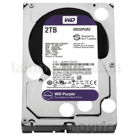 Western Digital HDD 3,5